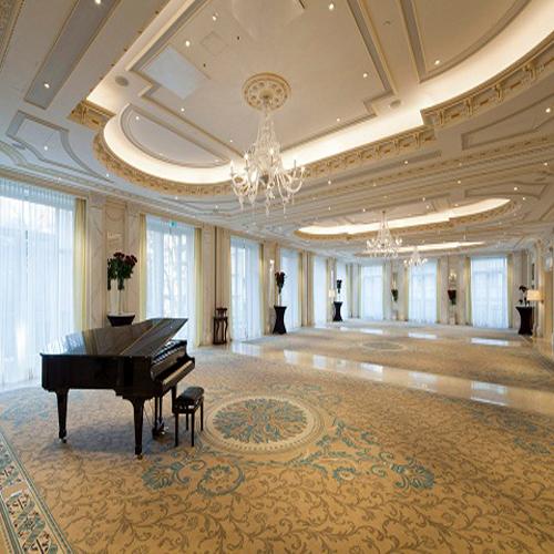 Palazzo Parigi Ballroom Sala dei Giardini