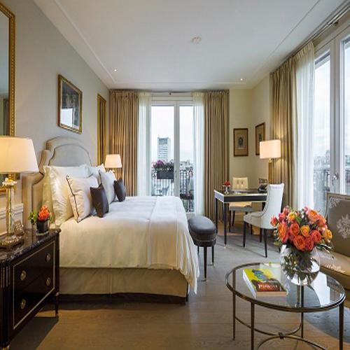 Palazzo Parigi Deluxe Corner room