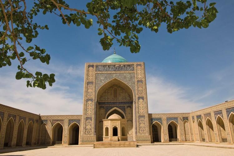 Bukhara_kalon Mosque