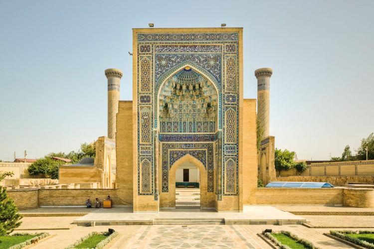 Samarkand-Gur Emir Mausoleum