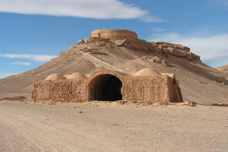 Yazd Tower of Silence